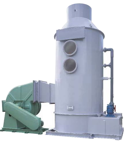 Wet Scrubber | IPE Advisor
